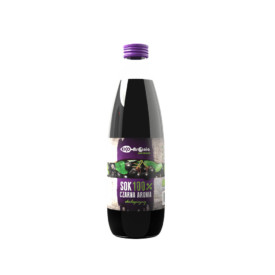 100% BLACK CHOKEBERRY JUICE 480ML